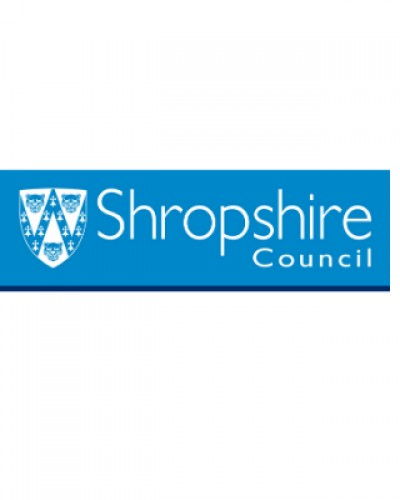For businesses in Shropshire Council area