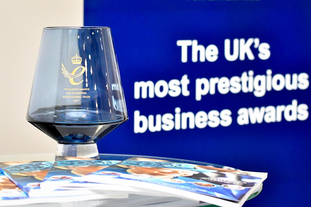 Queen's Award for Enterprise